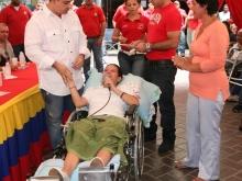 Gobierno de Tarek William Saab brinda atención especial y dignifica a población con discapacidad