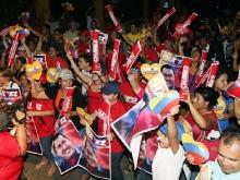 Pueblo de Anzoátegui celebró cumpleaños del Presidente Hugo Chávez