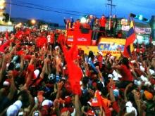 Encuesta confirma triunfo irreversible de Chávez