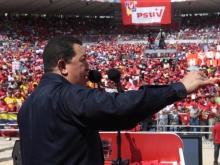 """Gobernador Tarek convoca al """"Gran Acto de Solidaridad con el presidente Chávez"""""""