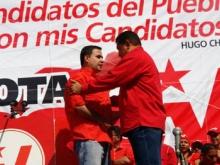 Chávez y Tarek cuentan con mayoría de votos en Anzoátegui