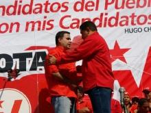 Chávez  cuenta con mayoría de votos en el oriente del país