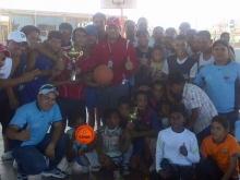 Oficina de la Juventud y Unes realizaron evento deportivo para disputar  la Copa Dr Tarek William Saab
