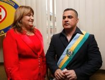 Gobernador Tarek acompañó a Yelitze Santaella en acto de homenaje a la mujer
