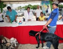 Tarek inició la Primera Jornada de Protección y Esterilización de Mascotas