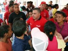Tarek benefició a 10 mil vecinos en  Mega Jornada Social en La Ponderosa