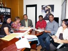 Ejecutivo Regional se reunió con sindicato de educadores
