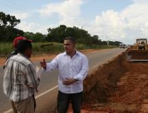 Gobernación de Anzoátegui rehabilitó drenajes en vialidad del municipio Mac Gregor