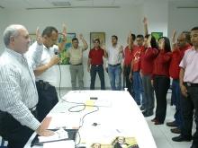 Gremio de Ciencias Sociales juraron responsabilidad en Misión 7-O