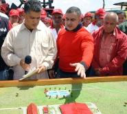 Tarek confirma impacto agrícola del complejo Abreu e Lima