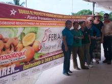 Coranztur presente en la 8va Feria del Mango y el Merey