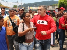 Fiesta del Asfalto entregó calles en Puerto La Cruz