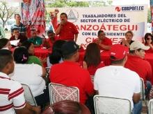 Trabajadores se reunieron para discutir nueva ley orgánica