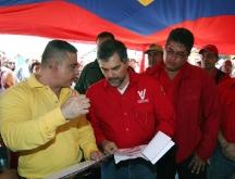 Gobernador Tarek y Ministro Molina entregaron 215 viviendas en Anzoátegui