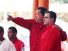 """Tarek: """"Anzoátegui solidario con el Presidente Chávez"""""""