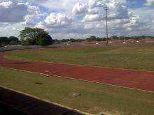 """Gobernación avanza en construcción de pista de atletismo """"Juan y Rosa Facendo"""" de El Tigre"""