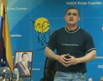 "Tarek: ""Anzoátegui apoya rotundamente a Hugo Chávez Frías"""