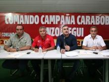 Comando Campaña Carabobo realizó asamblea de patrulleros