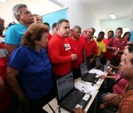 Comando Carabobo Anzoátegui participó en Simulacro Electoral