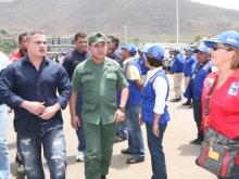 Tarek dio inicio a Operativo Semana Santa Segura 2012