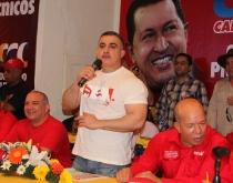 Tarek juramentó Comando Chavista de Profesionales y Técnicos