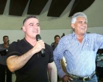 Tarek y Reinaldo Armas compartieron concierto llanero con el pueblo de Anzoátegui