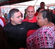 GN y Tarek desplegaron exitosa Jornada Social en la Av. Juan de Urpín