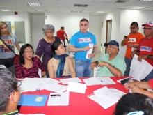 Comunidades discutieron Programa Patria