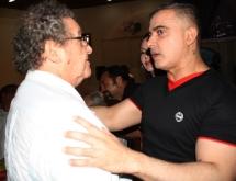 "Tarek clausuró Festival de Cine ""ELCO 2012"""