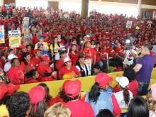 Tarek: Mujeres de Anzoátegui darán victoria a Chávez
