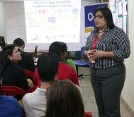 Gobernación de Anzoátegui a través de la ONA dictó taller de Legitimización de Capital
