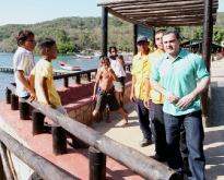 Gobernación inició inspecciones en Parque Nacional Mochima