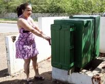 Gobernación instaló transformador en sector Playa Cangrejo de Lechería
