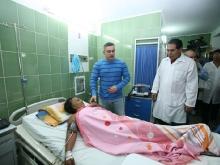 Gobernación recupera sala de Rayos X en Hospital Dr. Guevara Rojas de El Tigre