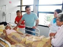 Ejecutivo regional culminó ampliación de ambulatorio en el sector Chuparín Arriba