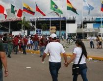 Gobernación habilitó estacionamientos y rutas populares para partido Venezuela – Chile