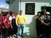 "Tarek inauguró escuela bolivariana ""Quintín Moya"" en Guanipa"