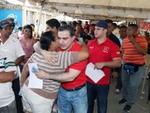 Tarek despliega hoy domingo Jornada Social en Tierra Adentro