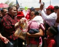 Tarek desplegó Jornada Social a favor de 5 mil barceloneses en La Orquídea II