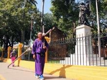 Cruzada mil kilómetros de amor por Chávez pasó por Anzoátegui