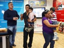 Tarek realizó IV Entrega Masiva de Ayudas Sociales 2012