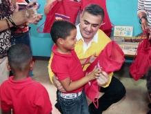Gobernación de Anzoátegui realiza mejoras en Centro de Educación Integral María Montessori