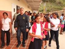 Tarek inauguró liceo en Guanta