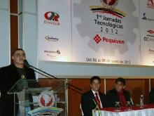 """Tarek: """"Continuaremos apoyando el desarrollo petroquímico en Anzoátegui"""""""
