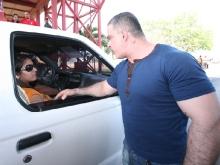 Tarek recibió a temporadistas que eligieron Anzoátegui como destino turístico en Semana Santa