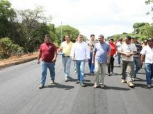 Gobernación de Anzoátegui afianza rehabilitación vial en la Troncal 09