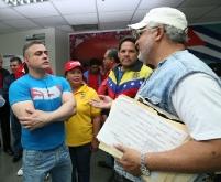 Con el objeto de mantener activada la maquinaria del Comando de Campaña Carabobo del estado Anzoátegui, Tarek William Saab, en compañía de diversos alcaldes bolivarianos de las zonas norte, sur, este y oeste de la entidad, informó ayer que desarrollarán nuevas jornadas estadales de movilización de voto a través del 1 por 10 durante julio, agosto y septiembre.