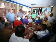 Gobernador presidirá Gran Asamblea con trabajadores del transporte público
