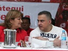 Yelitza Santaella y Tarek presidieron 1era reunión del PSUV en Anzoátegui