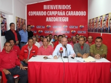 Profesionales y Técnicos de CCC Anzoátegui apoyan candidatura de Aristóbulo Isturiz